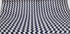 Chevron Belga. Linho Misto 50x140cm - Imagem 1