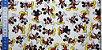 Mickey. Tricoline 100% Algodão - 50X70cm - Imagem 4