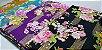 Floral Texturizado. Tecido Japonês Douradinho  50 x55cm - Imagem 3
