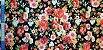 Floral. Tecido Digital. TD016 - 50cm x 140cm - Imagem 4
