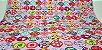 Colour Balls. 100% Algodão Japonês.  TI030-50cm x 55cm - Imagem 2