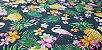 Flamingo.Tecido Digital. TD027 - 50cm x 70cm - Imagem 3