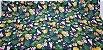 Flamingo.Tecido Digital. TD027 - 50cm x 70cm - Imagem 2
