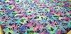 Borboletas.Tecido Digital. TD029 - 50cm x 70cm - Imagem 2