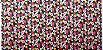 Little Sakura. Tec.Douradinho. TI046  (50cm x 55cm) - Imagem 2