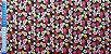 Little Sakura. Tec.Douradinho. TI046  (50cm x 55cm) - Imagem 4