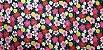 Little Sakura. Tec.Douradinho. TI046  (50cm x 55cm) - Imagem 1