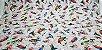 Flowery Little Birds. TN086.  50cm x 70cm - Imagem 2