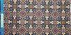 Mandala Laranja. Tecido Digital. 50x140cm - Imagem 4