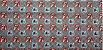 Bull de Óculos. Tecido Digital. 4500021 - 50x70cm - Imagem 2