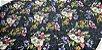 Floresta de Flores. Tec.Digital -50x140cm - Imagem 3