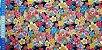 Sea Flowers. Tec.Douradinho Japonês. (50x55cm) - Imagem 5