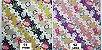 Flower in Balls. Douradinho. Tec Jap. JD0002 (50x55cm) - Imagem 3