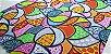 Romero Britto Tec. Digital. NT0035 (50x70cm) - Imagem 3