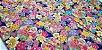 Sea Flowers. Tec. Douradinho Jap. JD0001 (50x55cm) - Imagem 2