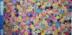 Sea Flowers. Tec. Douradinho Jap. JD0001 (50x55cm) - Imagem 5