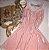Vestido Pastel Velvet Rosé - Imagem 4