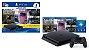 Playstation 4 Slim com 3 jogos + 3 meses de Playstation Plus (NOVO LACRADO) - Imagem 1