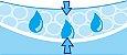 Fralda Infantil Pom Pom Protek  XG Kit 132 unid - Imagem 6