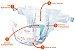 Fralda Infantil Pom Pom Protek  XG Kit 132 unid - Imagem 3