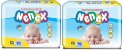 Fraldas Descartáveis-Infantil Nenex DIA/NOITE XG 140 unid - Imagem 1