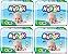 Fraldas Descartáveis-Infantil Nenex DIA/NOITE-G 320 unidades - Imagem 1