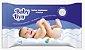 Toalhas Umedecidas Baby Byn-100 Unidades - Imagem 1