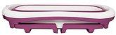 Banheira Dobrável Grande Rosa Kababy - Imagem 3