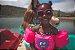 Colete Salva Vidas Cancun com Bóia Concha Rosa - Imagem 2