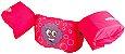 Colete Salva Vidas Cancun com Bóia Concha Rosa - Imagem 1