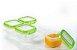 Bandeja com 4 potes de armazenamento com tampa Oxo Tot (Baby Blocks) - Imagem 2