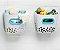 Porta Brinquedos de Banho Azul Oxo Tot - Imagem 3