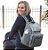 Bolsa Maternidade Forma BackPack Grey - Imagem 4