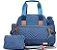 Bolsa Maternidade Suite Satchel Set Dusk Blue (6 peças)  - Imagem 2