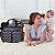 Bolsa de Maternidade - Duo Signature Tonal Chevron - Imagem 2