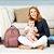 Bolsa de Maternidade Greenwich Simply Chic Backpack (Mochila) Dusty Rose - Imagem 2