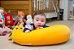 Almofada para amamentação Baby Pil Milky Bichinho Preferido - Imagem 5