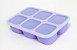 Forminha para papinhas em silicone Baleia - Imagem 2