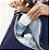 Bolsa de Maternidade SKip Hop Curve Diaper Bag Satchel  Navy/ Marinho - Imagem 5