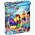 Mega Bloks Sacola com 80 Peças - Mattel - Imagem 1