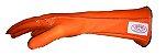 Luva de Montaria Longa Laranja - Imagem 2
