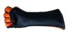 Luva de Montaria Longa Laranja e Preta - Imagem 1