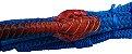 Corda de Montaria Mista Fabio Ribeiro Azul - Imagem 2