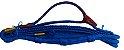 Corda de Montaria Mista Fabio Ribeiro Azul - Imagem 1