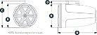Waketower Marinizada 7.7 Polegadas JL Audio MX770-ETX-V3-SG-WH - Imagem 3