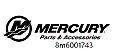 Bico injetor De Ar Mercury Optmax 8m6001743  - Imagem 1