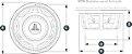 Subwoofer Marinizado 12 Pol. 600W JL Audio M12IB6-SG-WH - Imagem 7