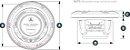 Alto Falante Marinizado 6.5 Pol. JL Audio M6-650X-S-GwGw-i - Imagem 4