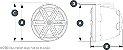 Waketower Marinizado 6.5 Pol. JL Audio PS650-VeX-SG-WGW - Imagem 5