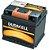 Bateria Estacionária 50A Duracell 12TE45 C100 12V - Imagem 1